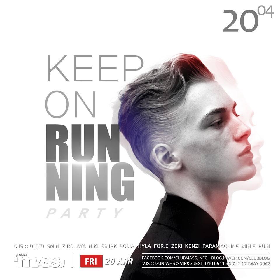 Keep on Running Part
