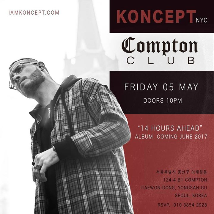 Koncept (NYC) Live at Compton Club