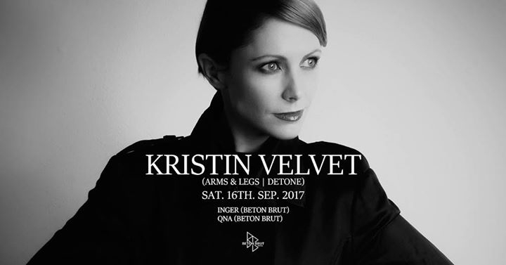 Kristin Velvet (Arms & Legs | Detone)