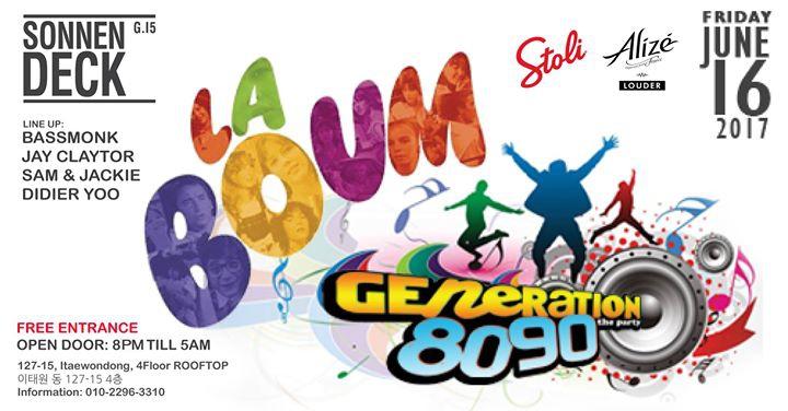 La Boum - Generation 80/90