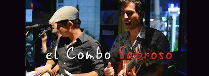 Latin night with el Combo Sabroso!