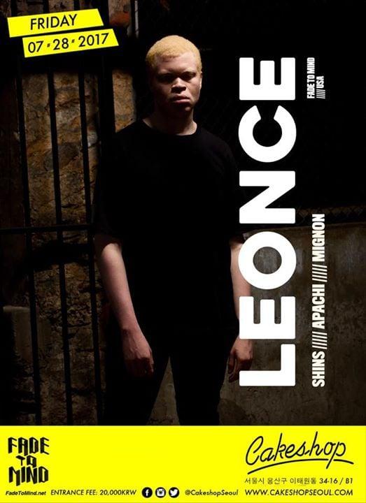 Leonce (Fade to Mind / Atlanta) at Cakeshop