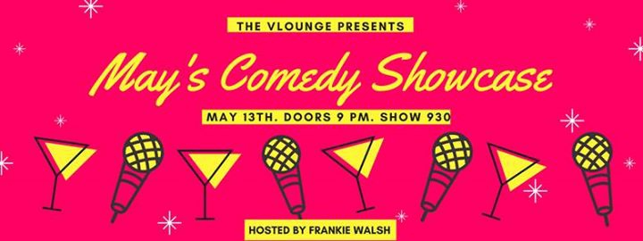May Comedy Showcase