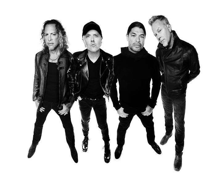 Metallica WorldWired Tour 2017 Seoul