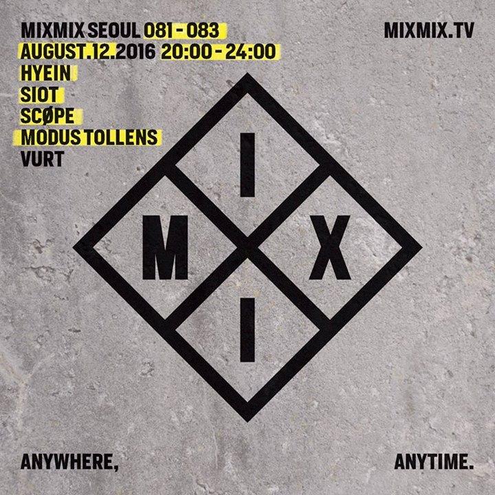 MIX MIX SEOUL at vurt