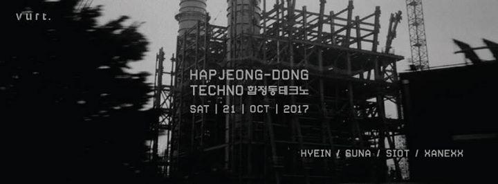 Hapjeong - Dong Techno (합정동테크노)