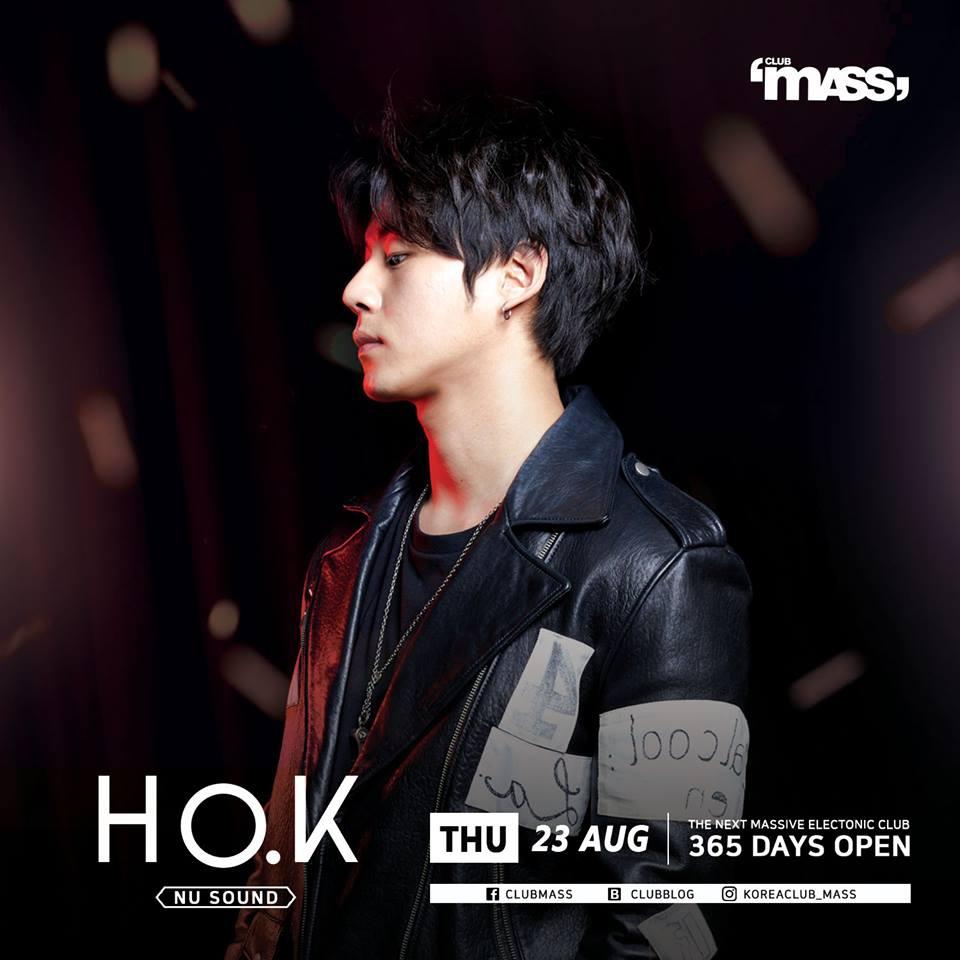 NU SOUND - DJ HO.K