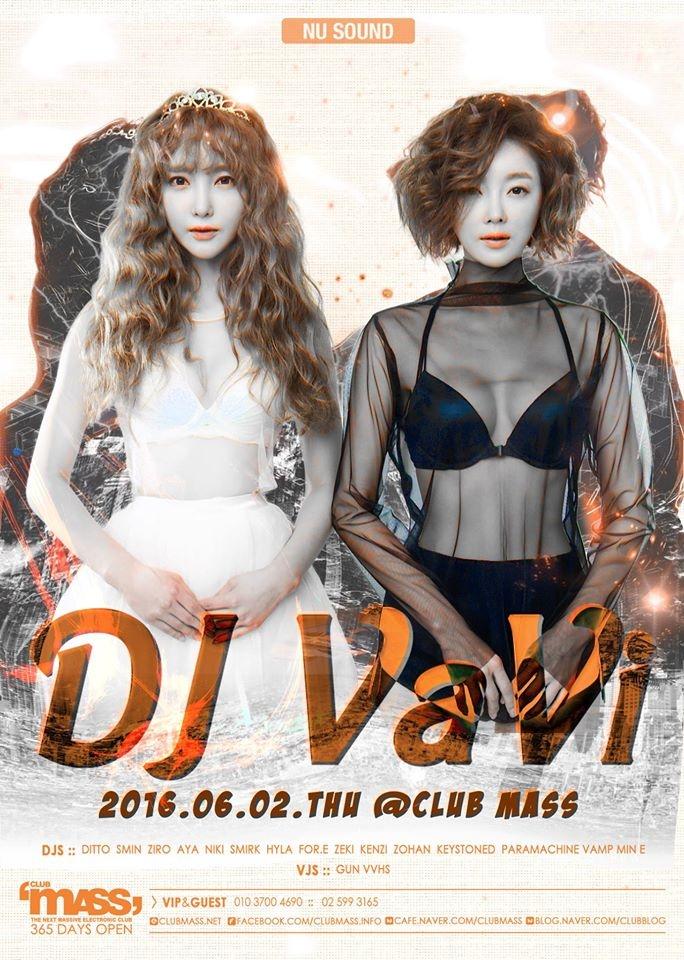 NuSound Party DJ Viva