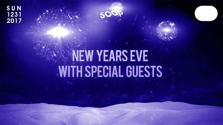 NYE Party w/ Special Guests