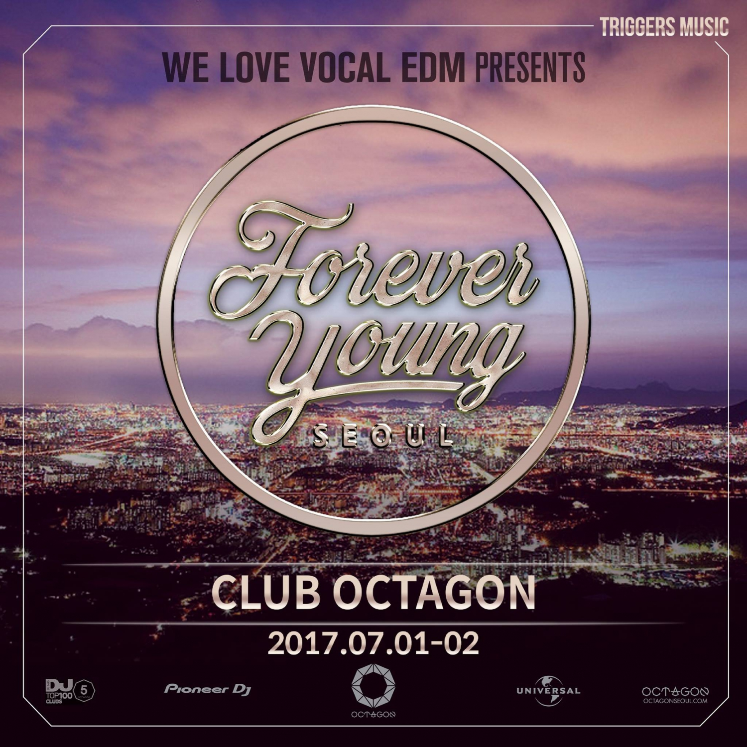 OCTAFEST X FOREVER YOUNG SEOUL