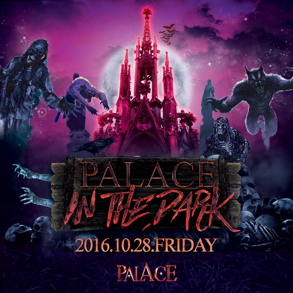 PALACE in the Dark at Club Palace Friday and Saturday