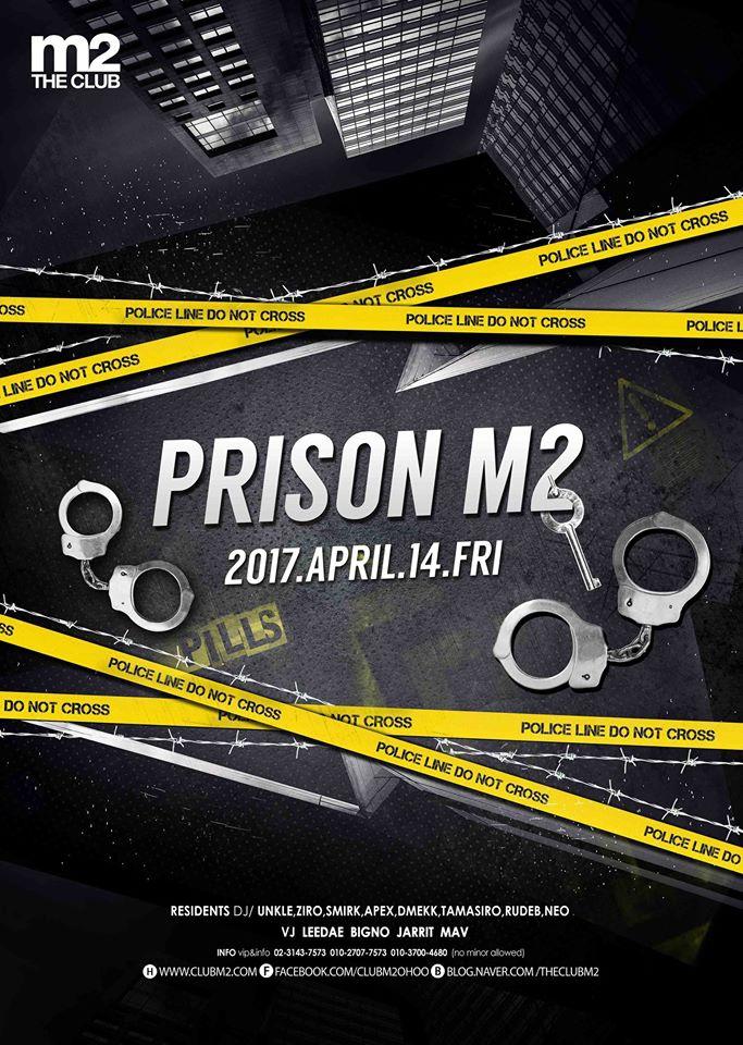 PRISON M2 PARTY