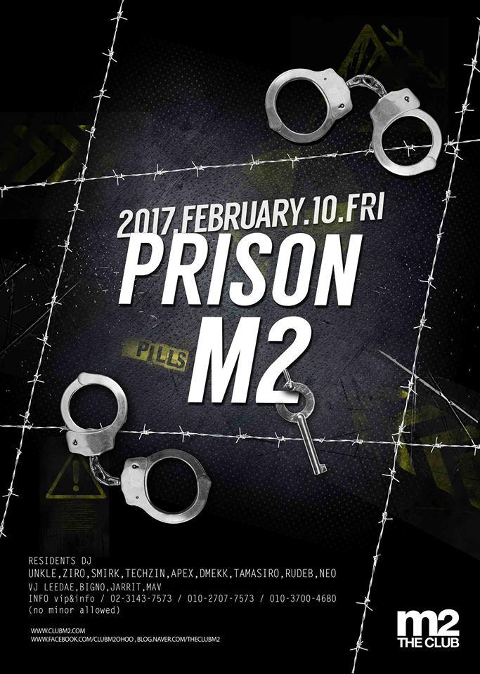 PRISON M2 PARTY!!