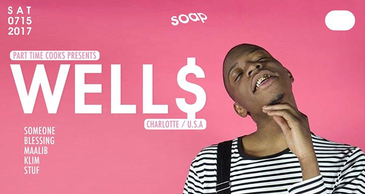 PTC presents WELL$ (USA) at SOAP