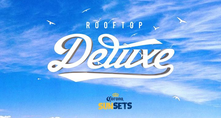 Rooftop Deluxe / Corona Sunsets at Floating Islands