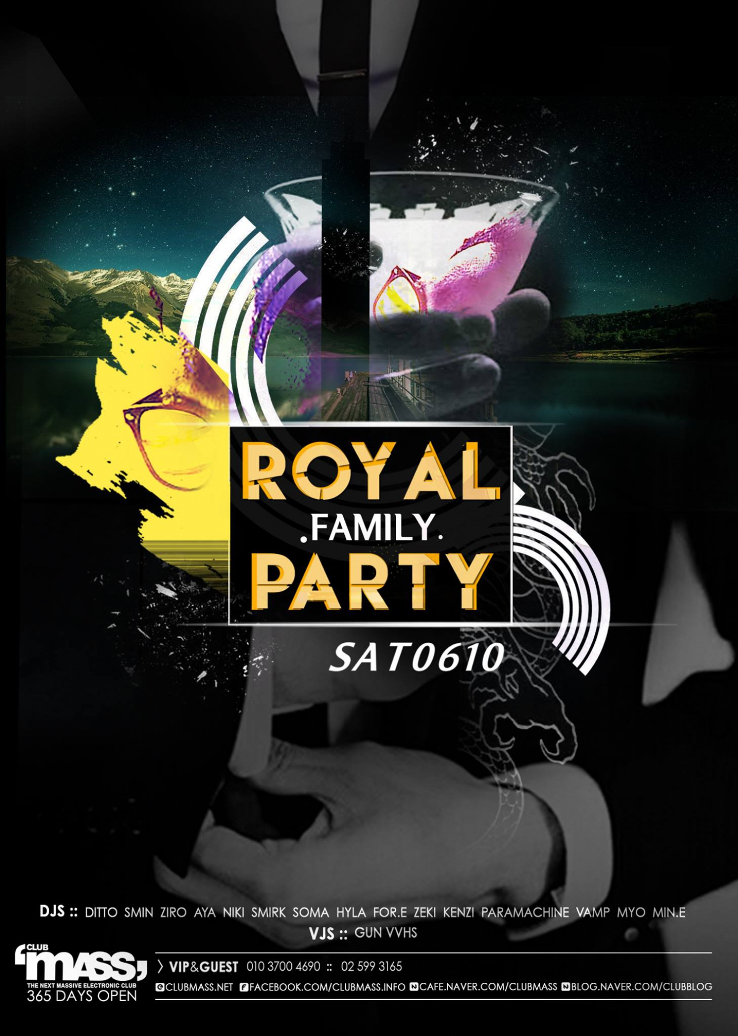Royal Family Party