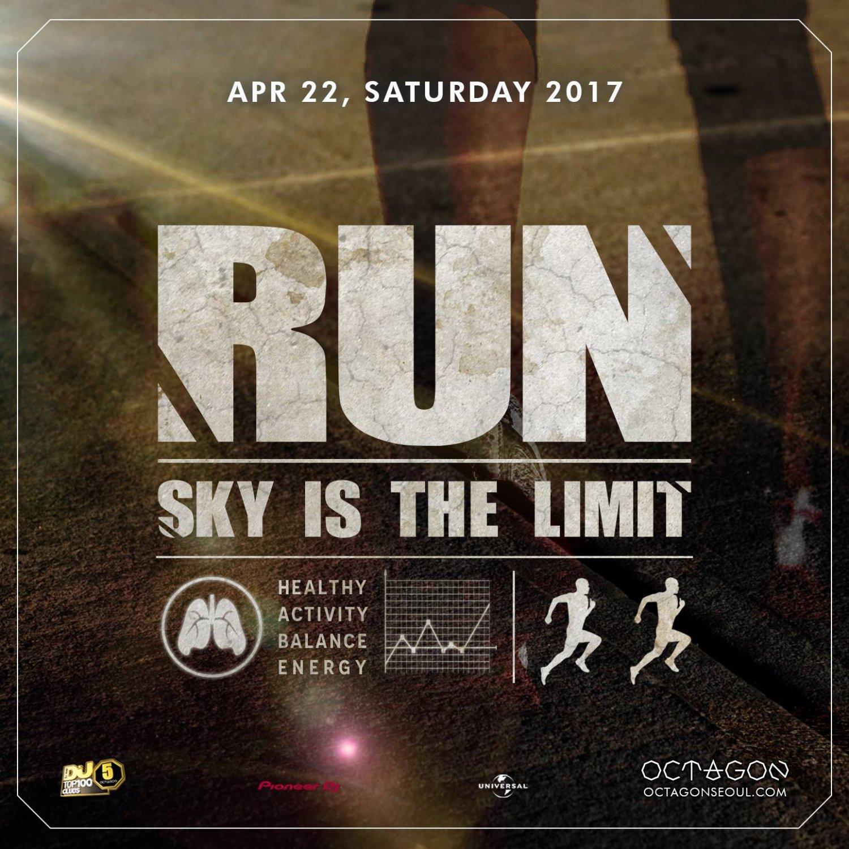 Run Party at Club Octagon