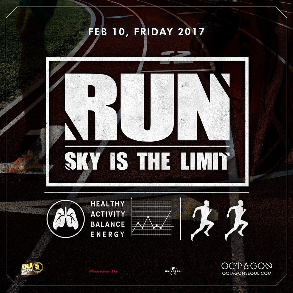 Run at Club Octagon