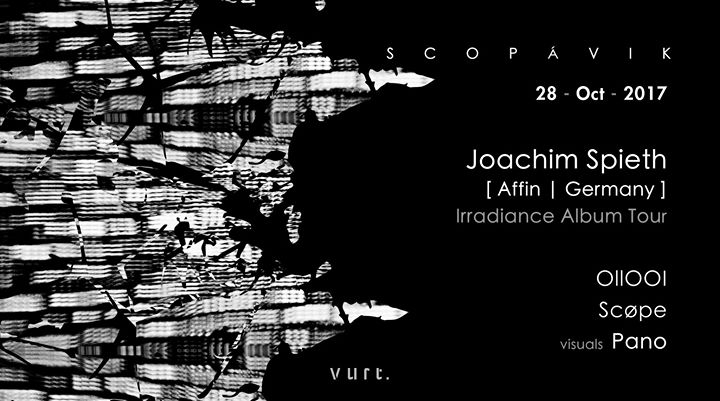 Scopávik with Joachim Spieth [AFFIN / Berlin]
