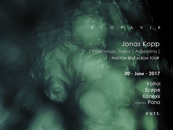 Scopávik with Jonas Kopp [PoleGroup, Tresor / Argentina]