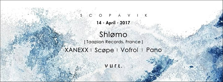Scopávik with Shlømo (Taapion Records, France)