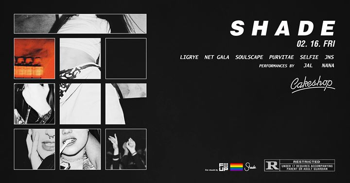 SHADE : Crew Night 02.16
