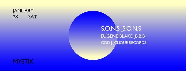 SONS, Eugene Blake, ODD J