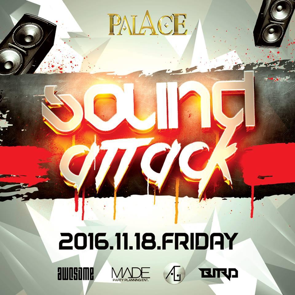 Sound Attack Volume 1