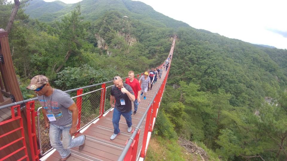 South & North Korea DMZ Peace Zone & Paju Tracking Tour