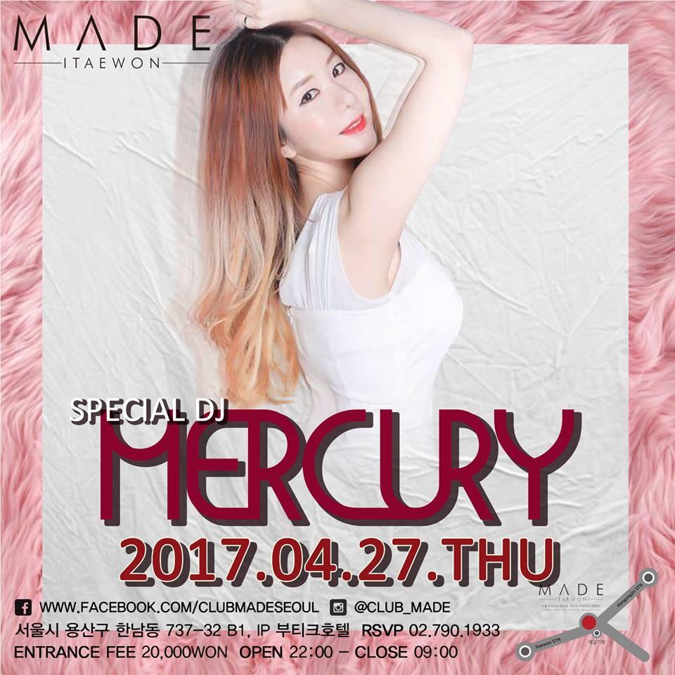 Special DJ MERCURY