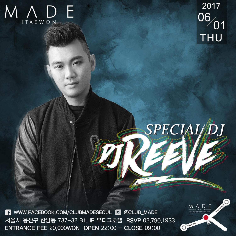 Special DJ REEVE