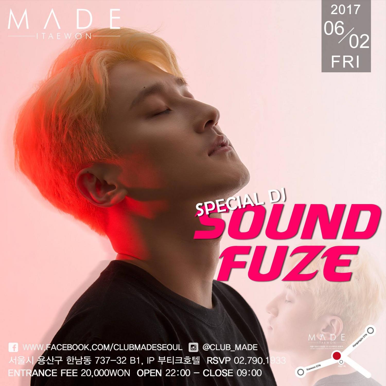 Special DJ SOUNDFUZE