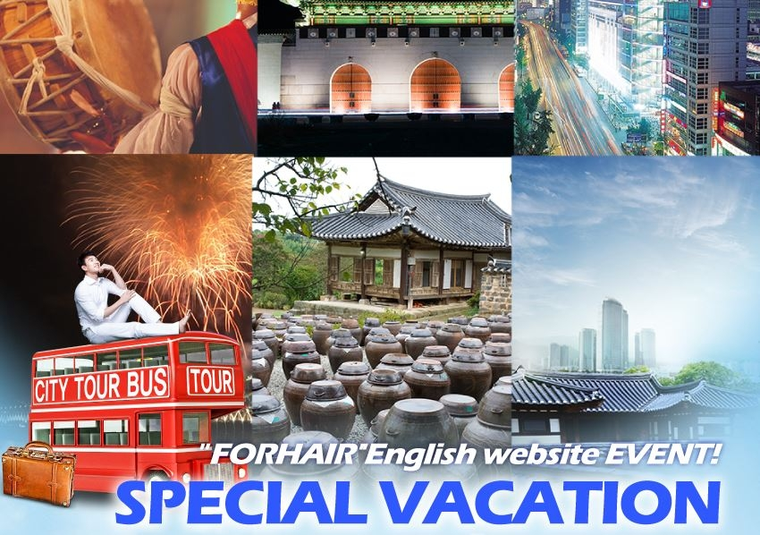 Special Vacation with FORHAIR Hair Transplantation Group