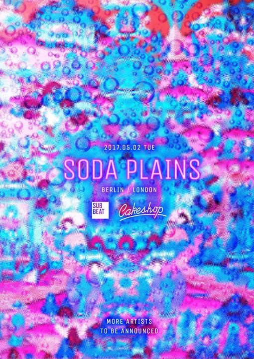 Subbeat w/ Soda Plains at Cakeshop Seoul / 2017.05.02 TUE