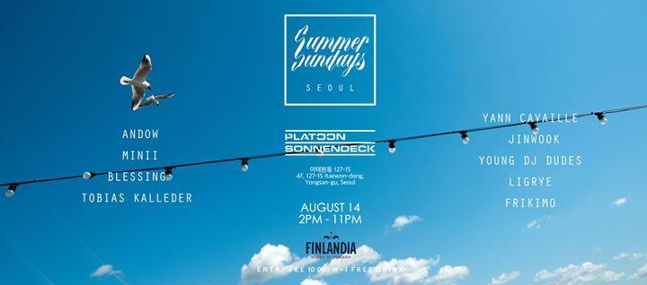 Summer Sundays: Platoon Sonnendeck - PART II