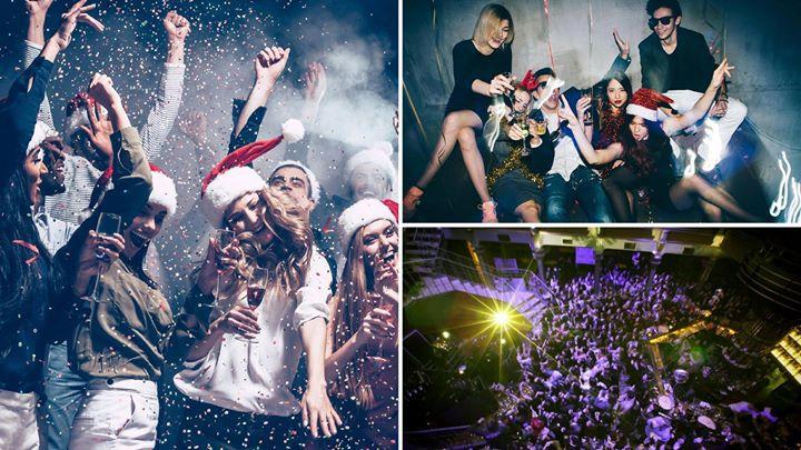 Super Sexy Solo Santa Christmas Party! Gangnam GSM