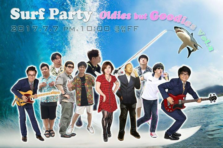 SURF Party_ Oldies but goodies vol.2
