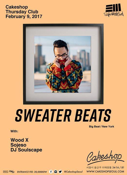 Sweater Beats (Big Beat/ NYC) at Cakeshop