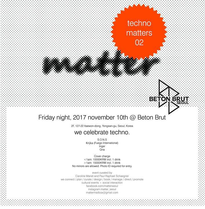Techno matters 02