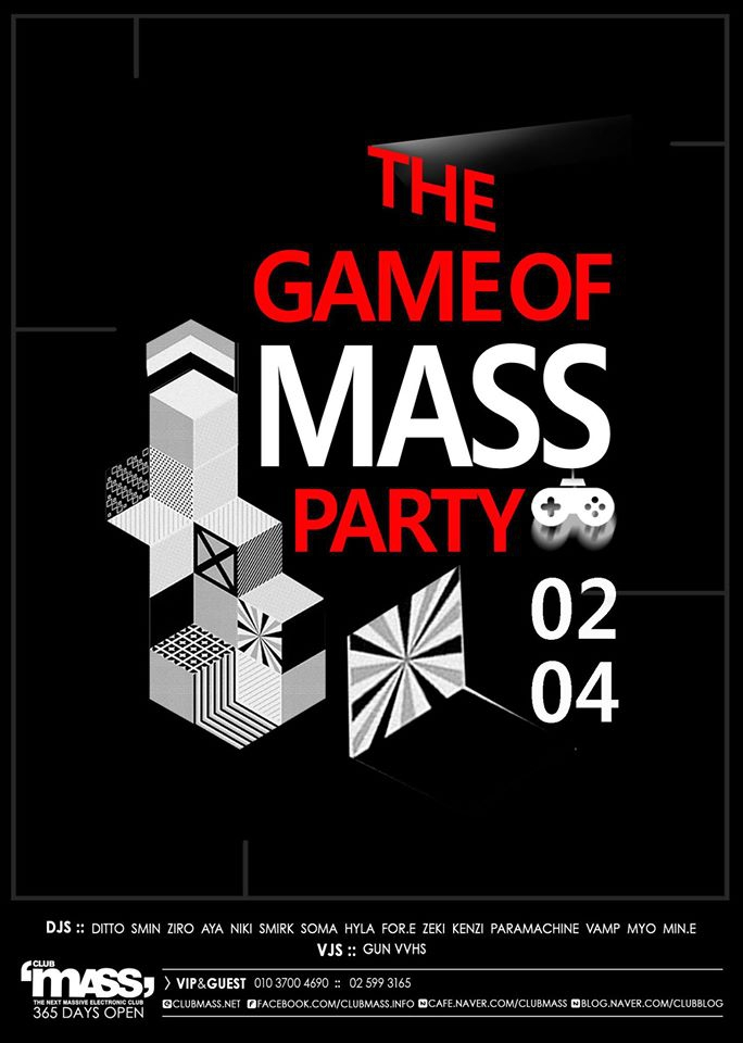 THE GAME OF MASS