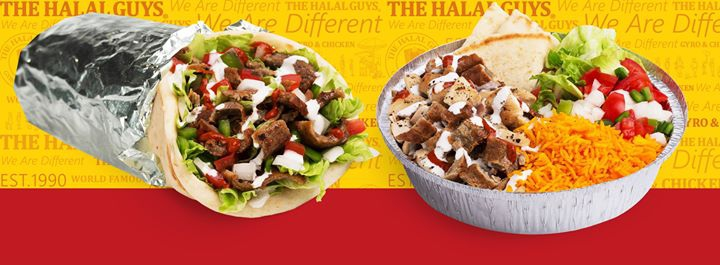 The Halal Guys Korea Itaewon GRAND Opening!