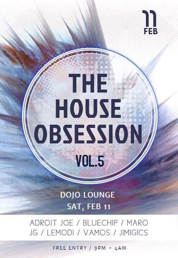 THE HOUSE OBSESSION