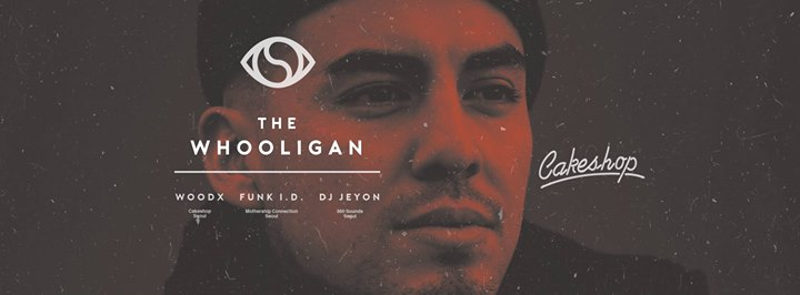 The Whooligan ( Soulection/ NYC) at Cakeshop