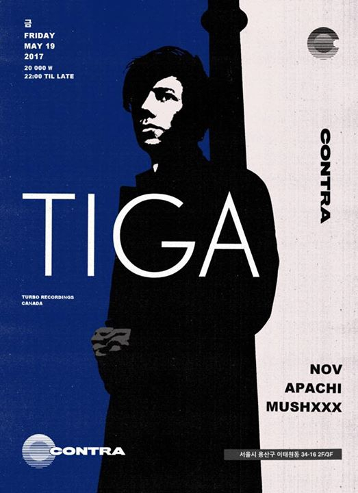 Tiga (Turbo Recordings/Canada) at Contra