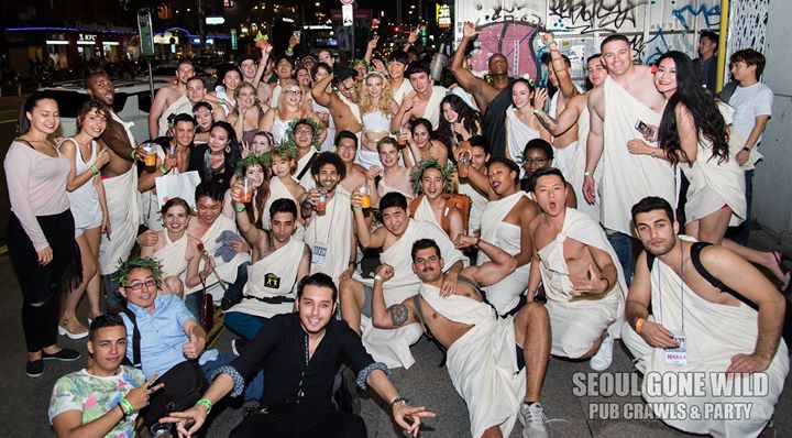 TOGA PUB CRAWL is back!