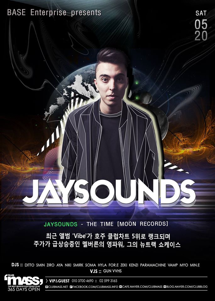 TRACK RELEASE PARTY GUEST DJ_JAYSOUNDS