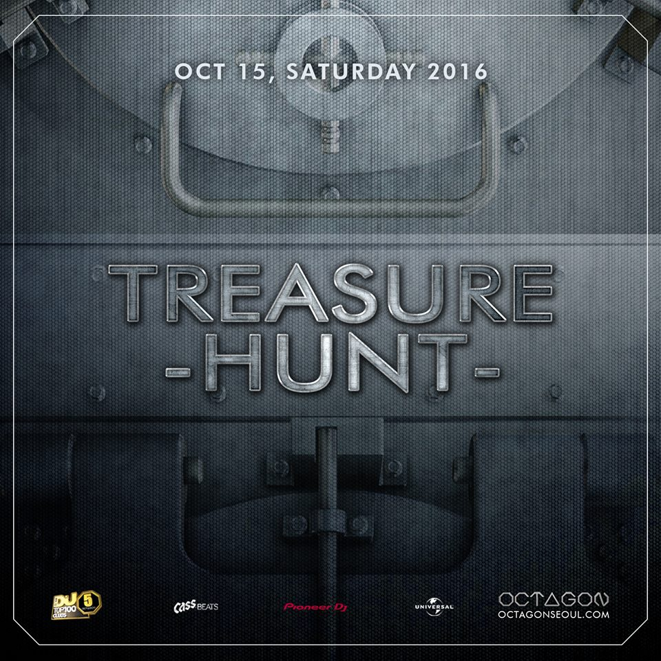Treasure Hunt @ Club Octagon