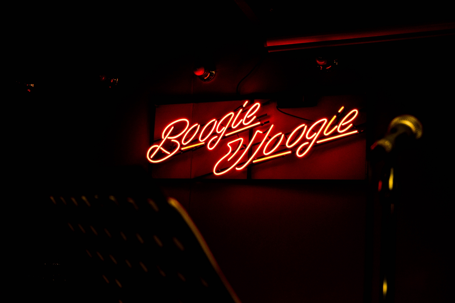 Valentine's Special at Boogie Woogie