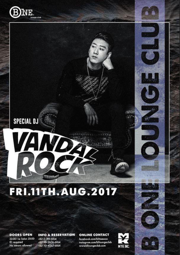 Vandal Rock at B One Lounge Club