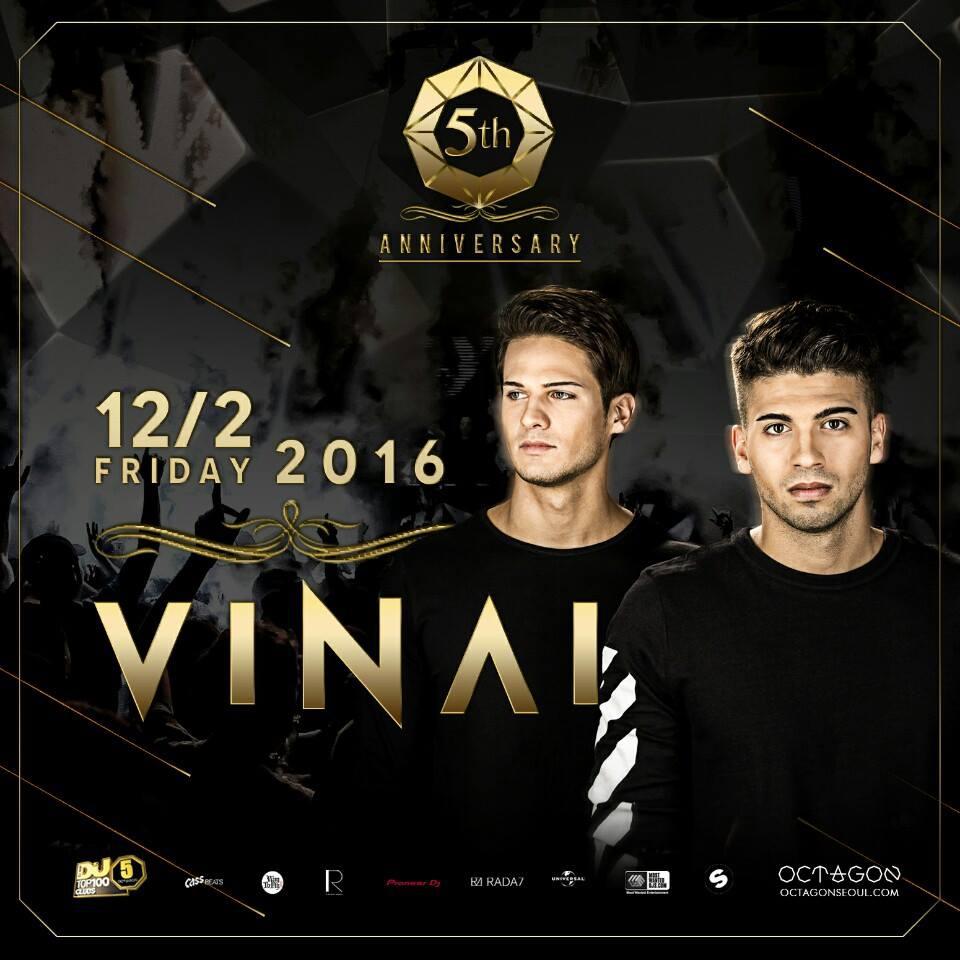 VINAI live at Club Octagon